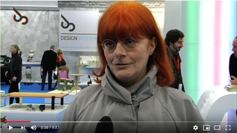Uta Brandes Videointerview Designspotter