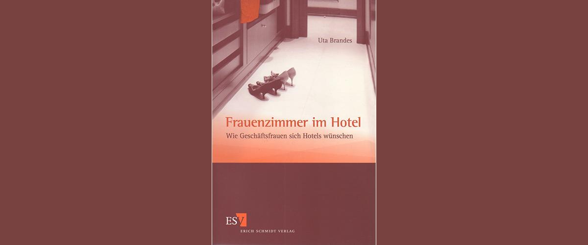 Buchtitel: Frauenzimmer im Hotel