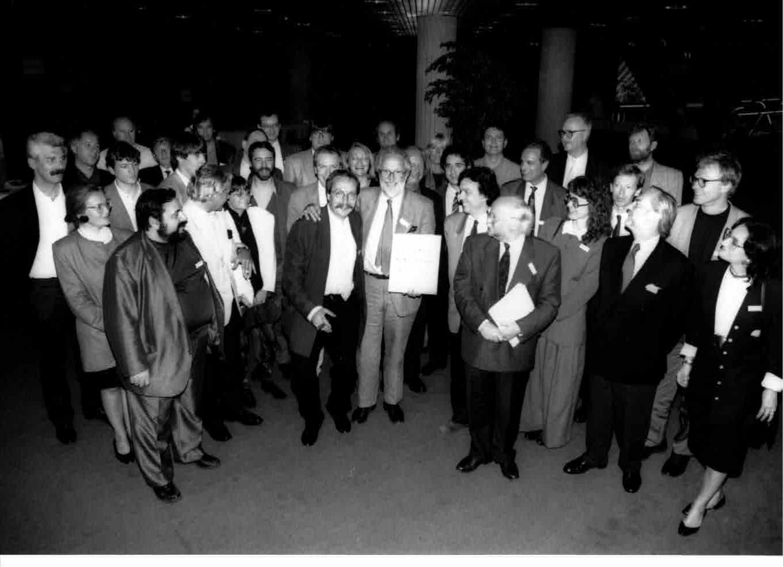 La Carta del Monaco - La Casa Europea 1990