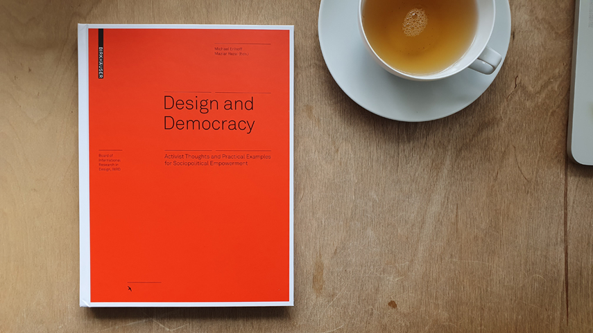 Cover Design and Democracy
